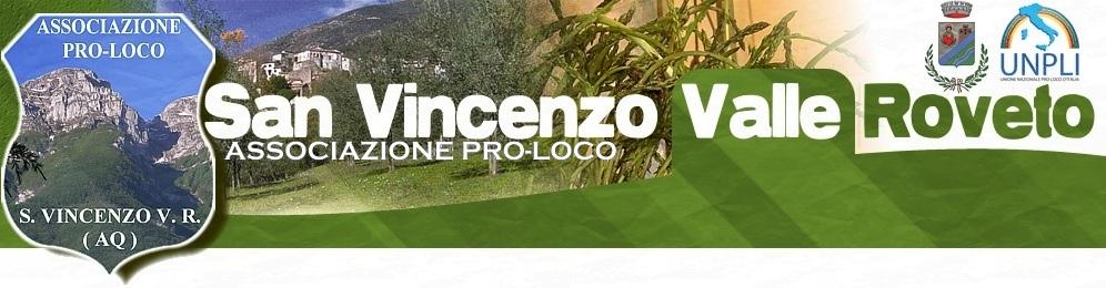 Pro Loco San Vincenzo Valle Roveto